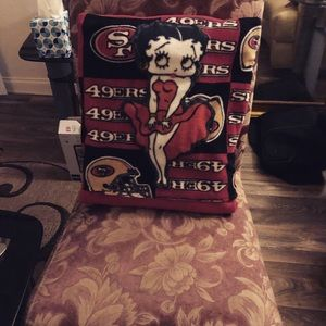 NFL Other - Handcrafted 49ner Pillow